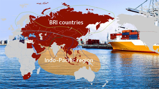 Bri countries