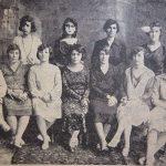 "The board of directors of ""Jam'iat e nesvan e vatan-khah"", a women's rights association in Tehran (1923-1933)"