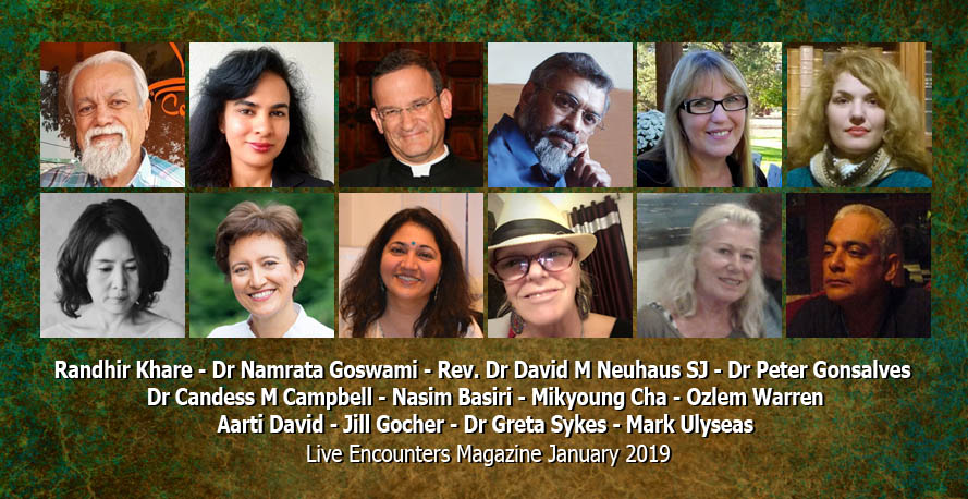 Live Encounters Magazine Jan 2019