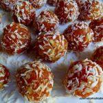 Cezerye caramalised carrot paste with nuts