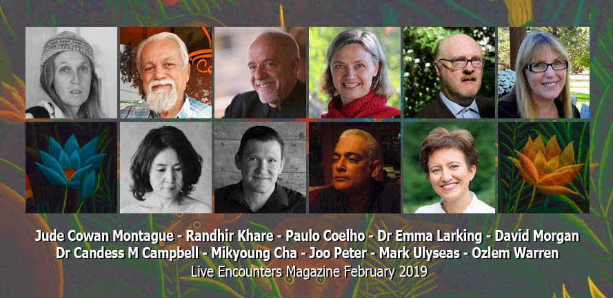 Live Encounters Magazine Feb 2019