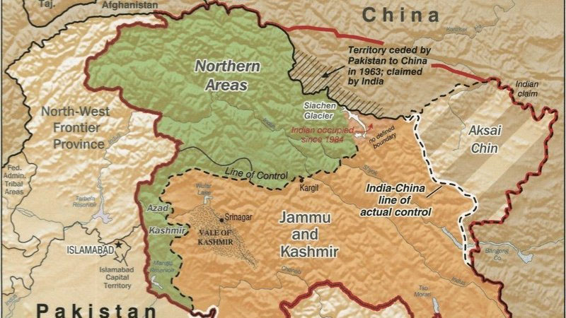 Pakistan ceded 5,180 sq. km of northern Kashmir and Ladakh to China, thereby recognizing its (China) sovereignty over the land. Land that it had no right to give away. Land which is not part of Pakistan but Jammu, Kashmir and Ladakh. Further it has relocated thousands of Pakistanis to POK thereby irrevocably changing the demography of the land. Large tracts of land in Gilgit-Baltistan have been handed over to the Chinese for the $57-billion China-Pakistan Economic Corridor (CPEC).The indigenous people's resistance movement for independence from Pakistan has been smothered. The suppression of certain elements in the Pakistan press is another method used to prevent reportage from and of this disputed area.