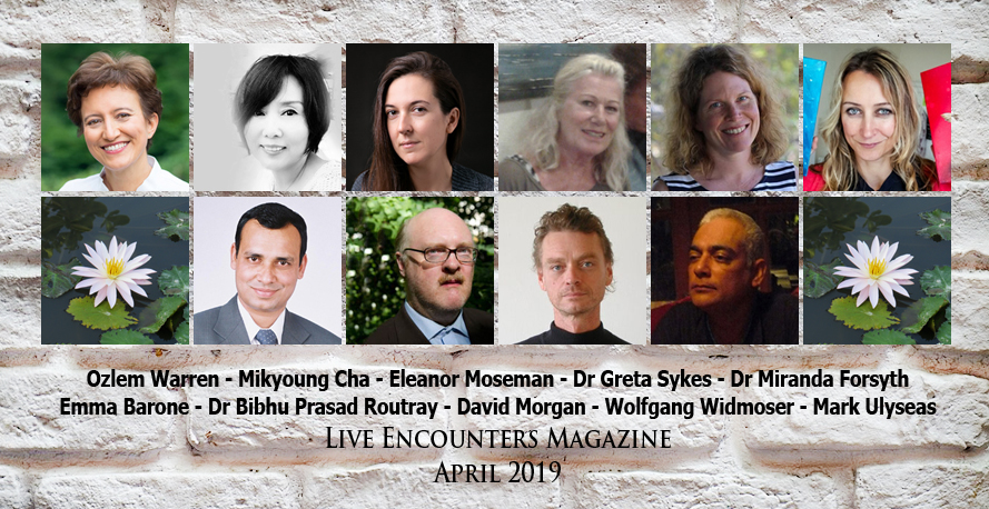 Live Encounters Magazine April 2019
