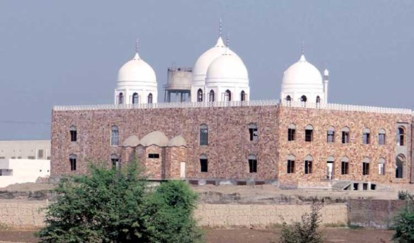 Headquarter of the JeM, at Bahawalpur. Photo Courtesy: BTITV