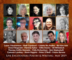 LE Poetry & Writing May 2019