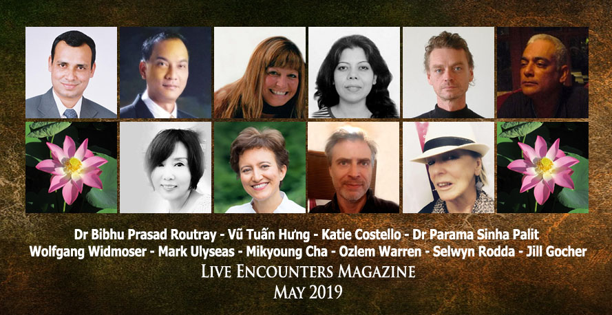 Live Encounters Magazine May 2019