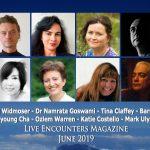 Live Encounters Magazine June 2019