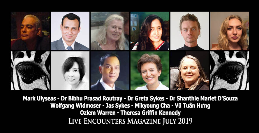 Live Encounters Magazine July 2019