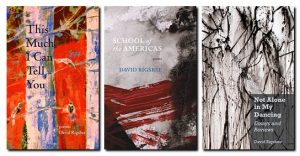 Books by American Poet David Rigsbee