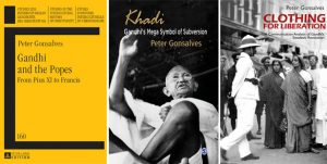 Gandhi Trilogy by Dr Peter Gonsalves
