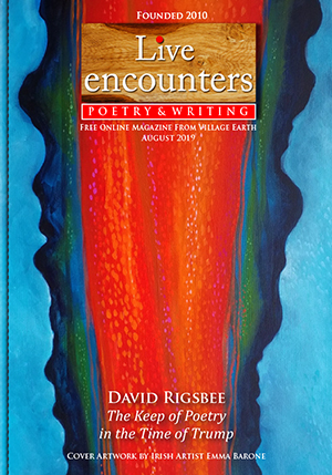 Live Encounters | Free Online Magazine from Village Earth