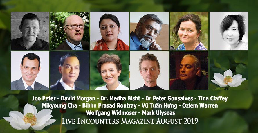 Live Encounters Magazine August 2019