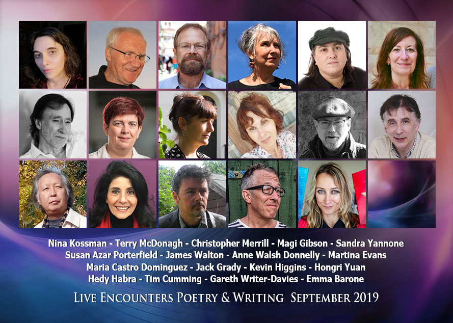 LE Poetry & Writing September 2019