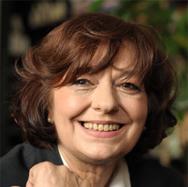 Romanian poet Ana Blandiana