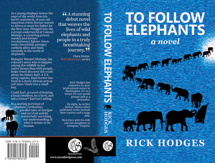 To Follow Elephants by Rick Hodges