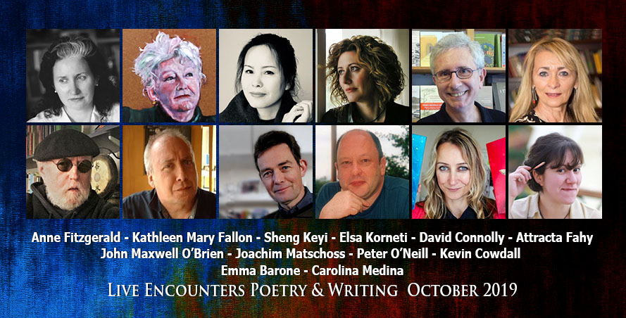 LE Poetry & Writing October 2019