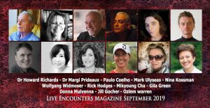 Live Encounters Magazine September 2019