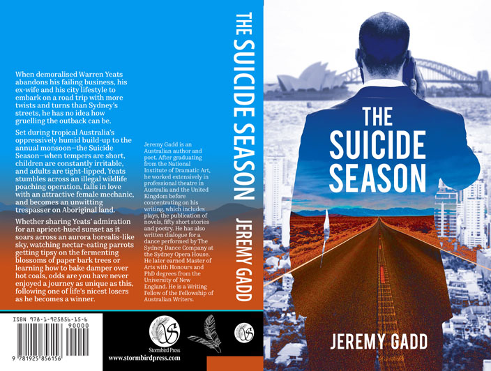 The Suicide Season by Jeremy Gadd