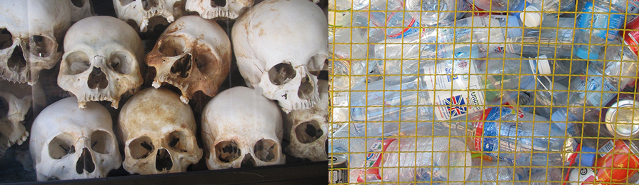 Killing Field photographs by Mark Ulyseas