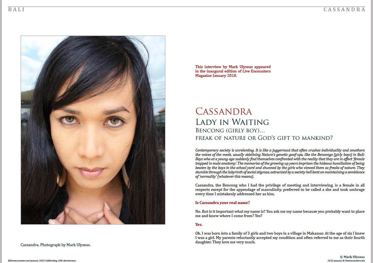 01 Cassandra LE Jan 2020
