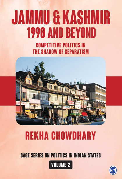 Jammu & Kashmir and beyond Rekha Chowdhary