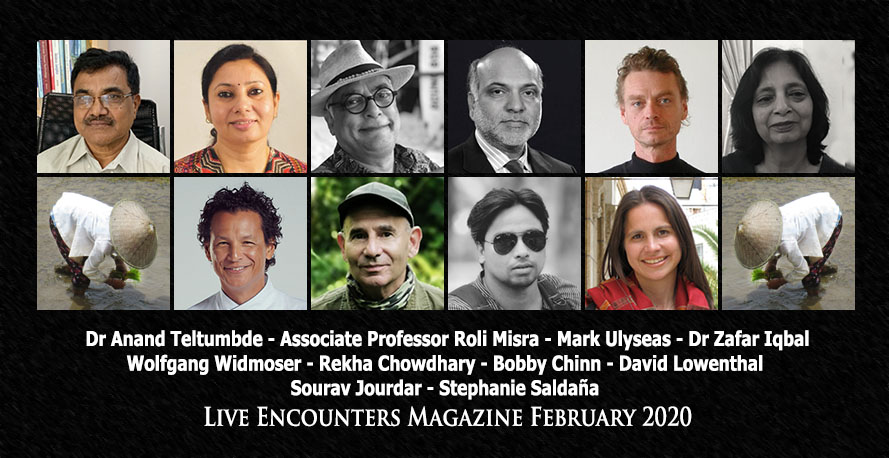 Live Encounters Magazine Feb 2020 banner