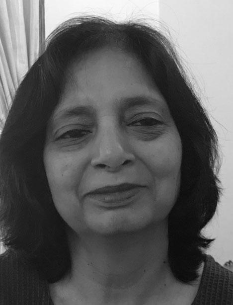 portrait Rekha Chowdhary