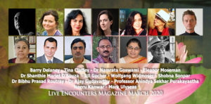 Live Encounters Magazine March 2020 banner