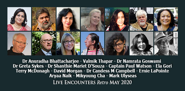 Live Encounters Magazine May 2020 banner