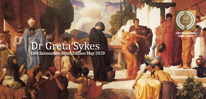 May Dr Greta Sykes
