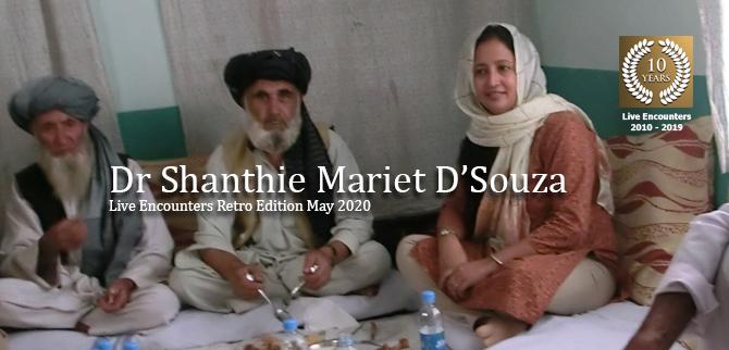 May Dr Shanthie Mariet D'Souza