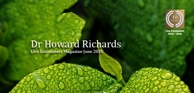 Dr Richards LE June 2020