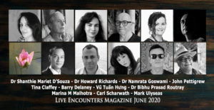 Live Encounters Magazine June 2020 banner