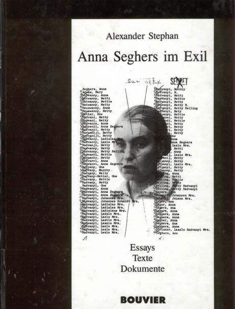 https://www.amazon.com/Anna-Seghers-Exil-Dokumente-Literatur/dp/3416023331