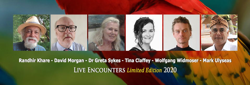 Live Encounters Magazine July 2020 banner