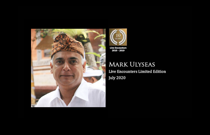 Profile Mark Ulyseas