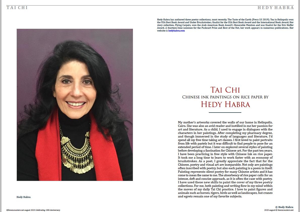 1 Hedy Habra LEMag Aug 2020