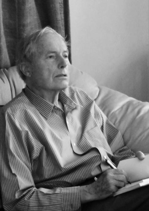 Dr Howard Richards portrait