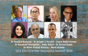 Live Encounters Magazine August 2020 banner