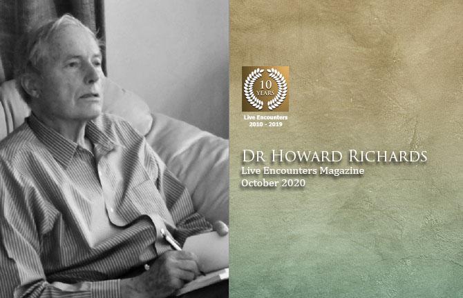 Dr Howard Richards LE Oct 2020