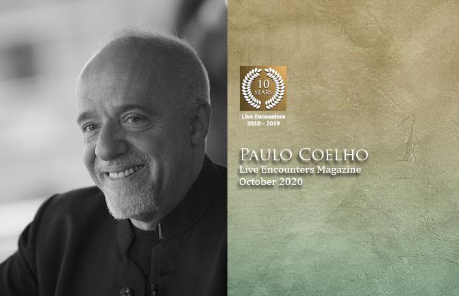 Paulo Coelho profile