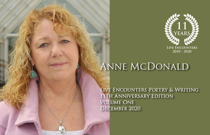 Anne McDonald profile Dec 2020
