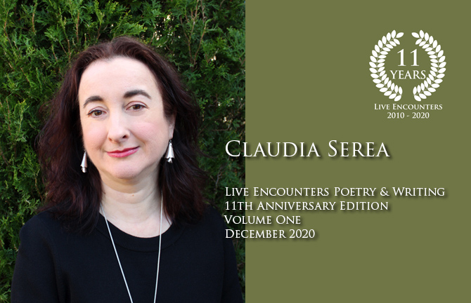 Claudia profile Dec 2020
