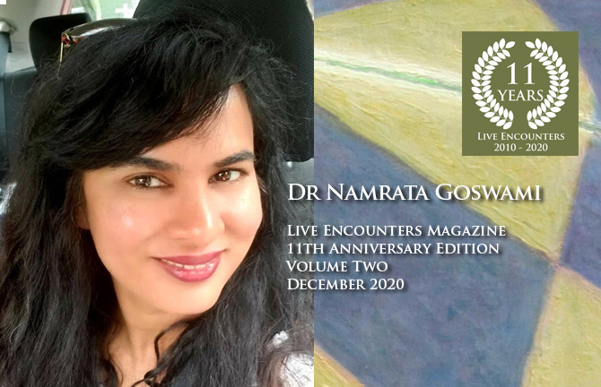 Goswami profile Dec 2020