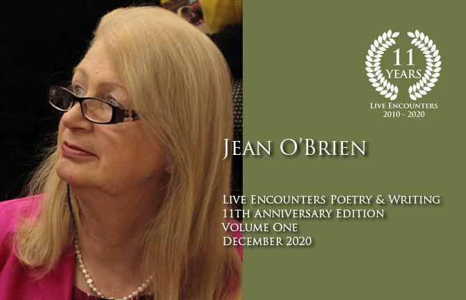 Jean O Brien profile Dec 2020