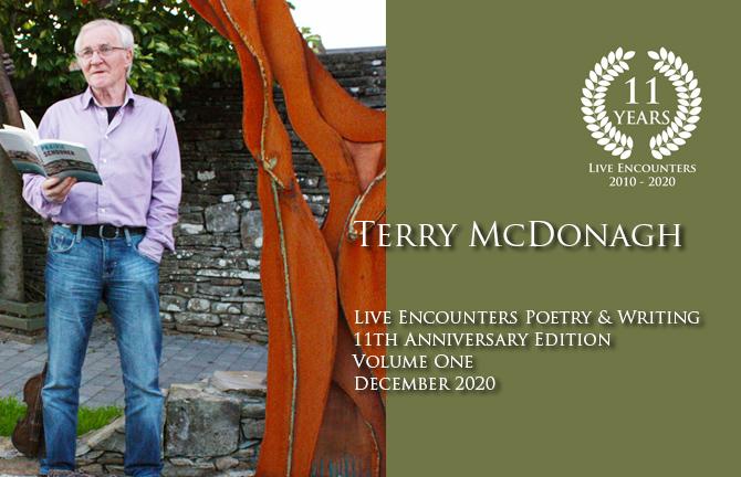 Terry McDonagh profile Dec 2020