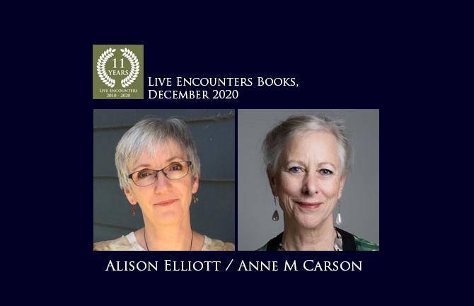 Elliott Carson LE Books Dec 2020
