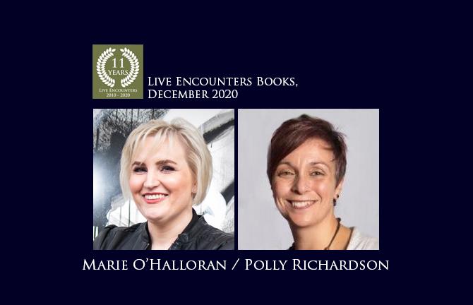 Halloran Richardson Le Books Dec 2020