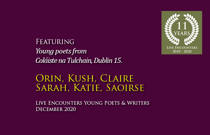 Young Poets from Dublin