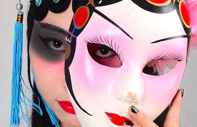Chinese mask pixabay